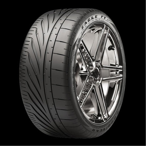 Corvette Tires - Goodyear Eagle F1 Supercar G: 2 Tire-Tires-Goodyear Tires