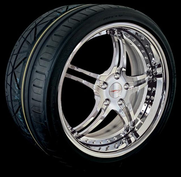 Corvette Tires - Nitto INVO High Performance-Tires-Nitto Tires