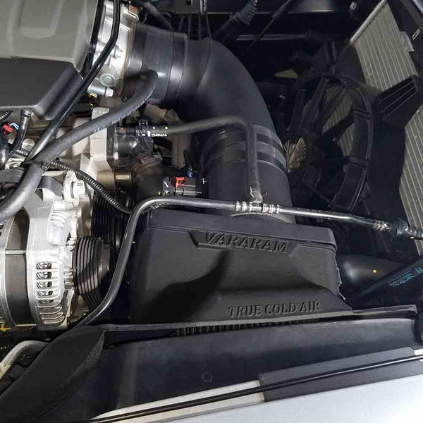 Corvette Vararam TCR-7 True Cold Air Intake : C7 Stingray, Z51-Air Intake-Vararam