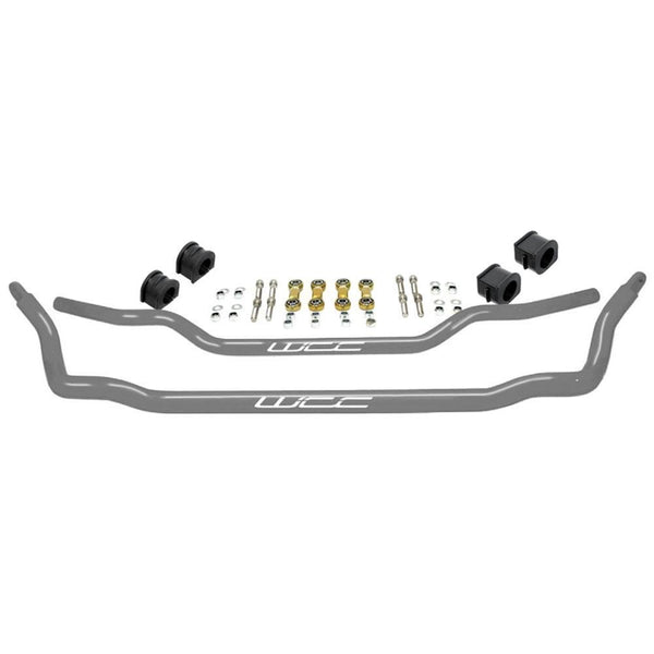 Corvette - WCC Street/Race Sway Bars : 1997-2013 C5, C5 Z06, C6, C6 Z06 & Grand Sport-Sway Bars and Springs-SR1 Performance