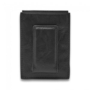 Next Generation Corvette Magnetic Card Case - Black