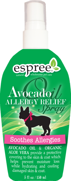 French Bulldog Avocado Oil Shampoo