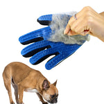 French Bulldog Silicone Brush Glove