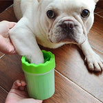 French Bulldog Paw Cleaner