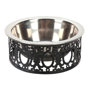 French Bulldog Luxury Single Bowl