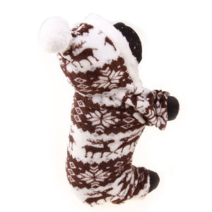 French Bulldog Cute Christmas Onesie