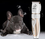 French Bulldog Grooming Set
