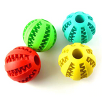 French Bulldog Interactive Chew Ball