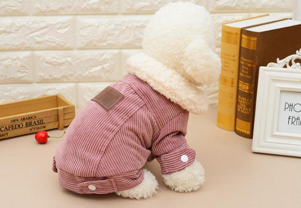 French Bulldog Berber Fleece