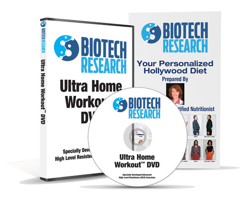 Biotech Research® Campitelli-Paul Advanced Method for a Flat Abdomen and a Thin Waist