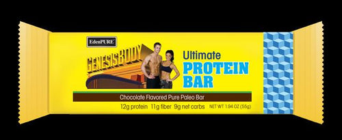 GenesisBODY™ Ultimate Protein Bar