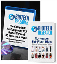 Load image into Gallery viewer, Biotech Research® Bronze Program