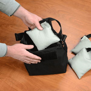Additional Adjustable Weight Kettlebell Bags