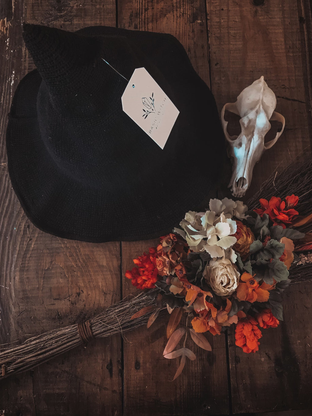 Bewitched Wool Hat