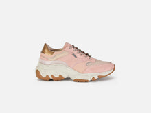 pregis kayo pink oversized runner sneaker designed in London