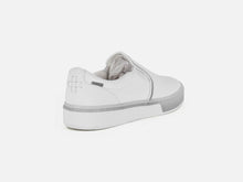 pregis lang white leather cupsole sneakers made in Portugal