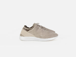 pregis pro sneaker beige suede extralight sole made in Portugal