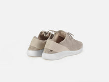 pregis pro sneaker beige suede extralight sole designed in London
