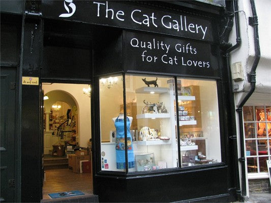 Can You Help? Where Are All The Cat Shops?