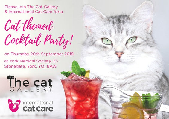 Charity Cocktail Party 20th September 2018