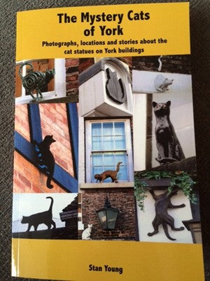 York Cat Trail Booklet