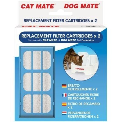 Cat Mate Replacement Filters (pack of 2)