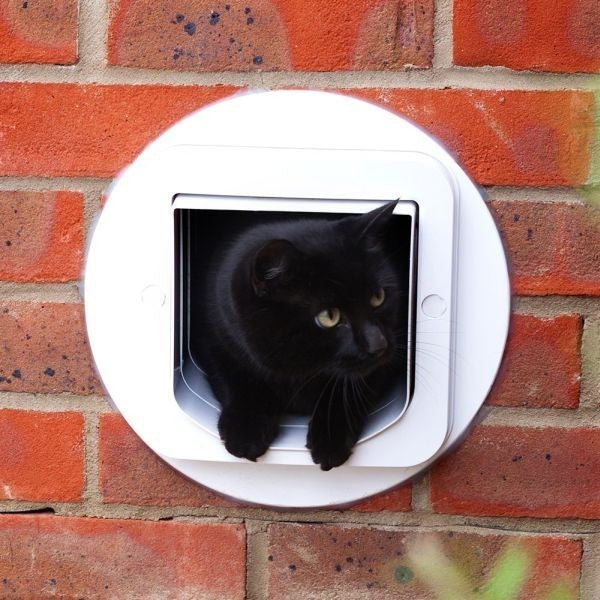 Sureflap Cat Flap Mounting Adapter