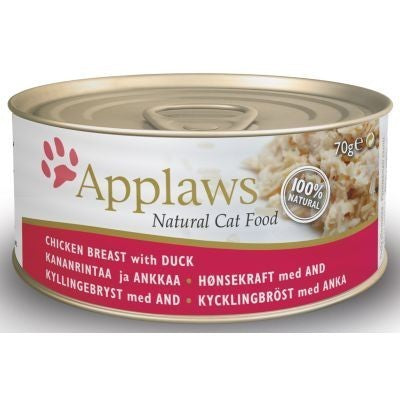Applaws Chicken and Duck Cat Food
