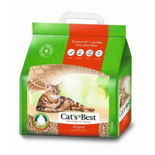 Cat's Best Cat Litter (4.3kg) from Okoplus