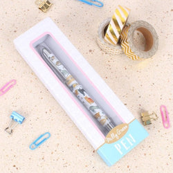 Curious Cats Pen (Gift Boxed)