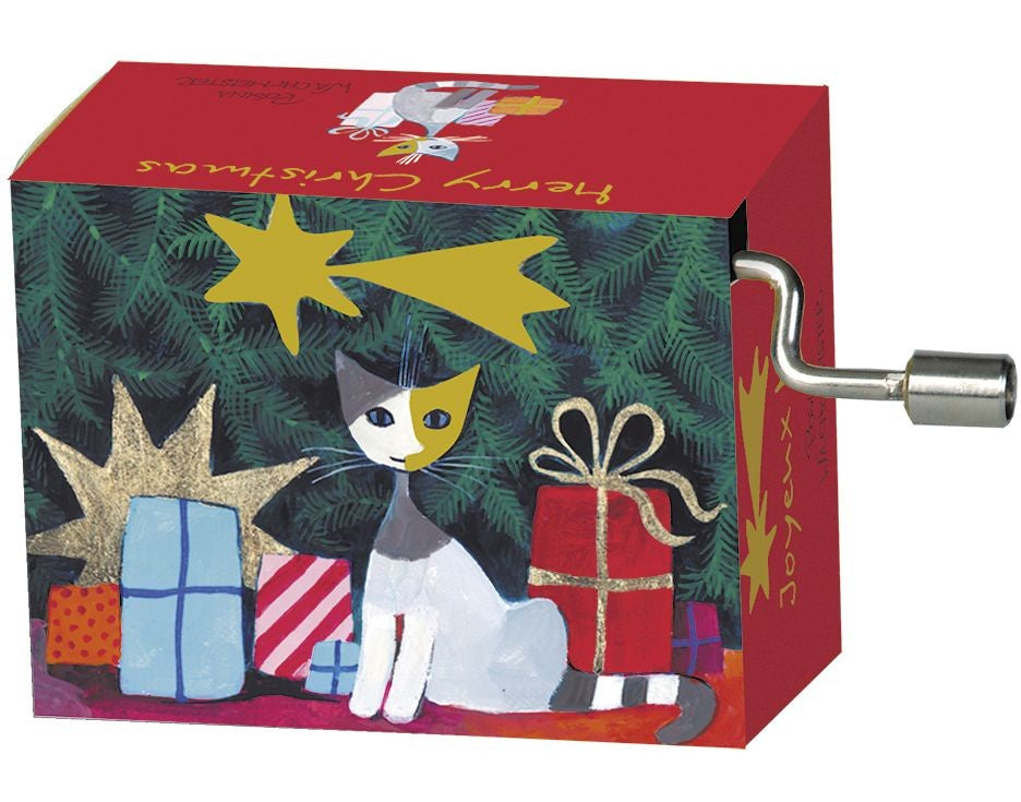 Rosina Musical Christmas Box