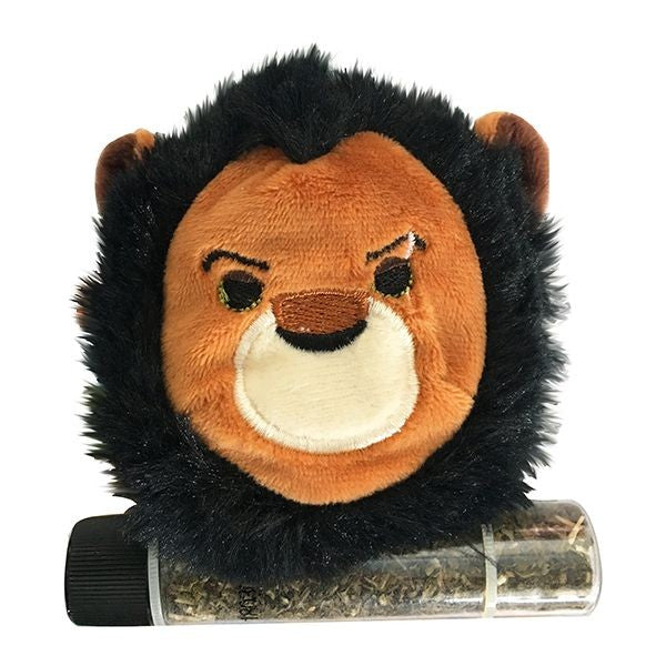 Lion King Catnip Pouch Toy
