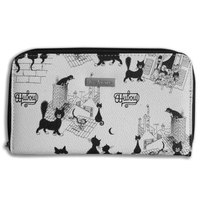 Dubout Cats Long Purse