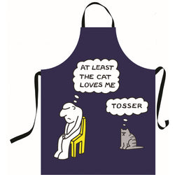 At Least the Cat Loves Me, Tosser Apron