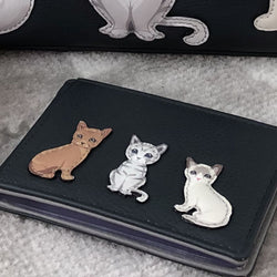 Best Friends Feline ID/Card Holder