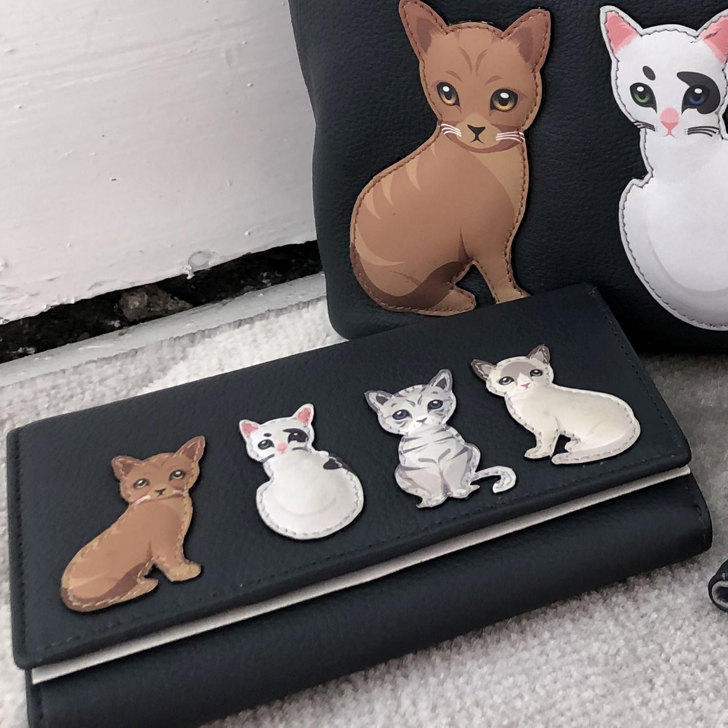 Best Friends Feline Purse
