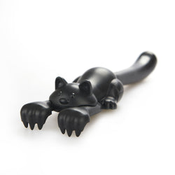 Black Cat Back Scratcher