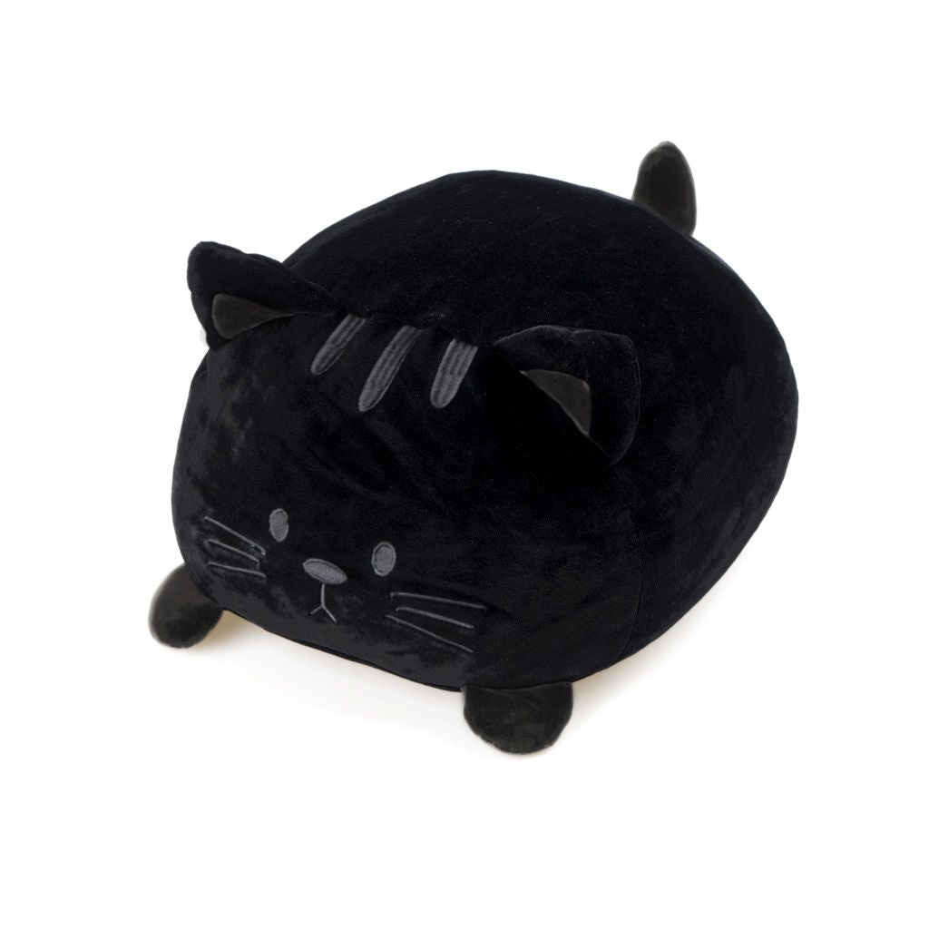 Black Cat Decorative Cushion