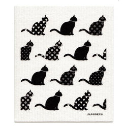 Black Cats Tea Towel Bundle