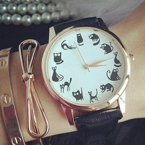 Black Cats Watch, Black Strap