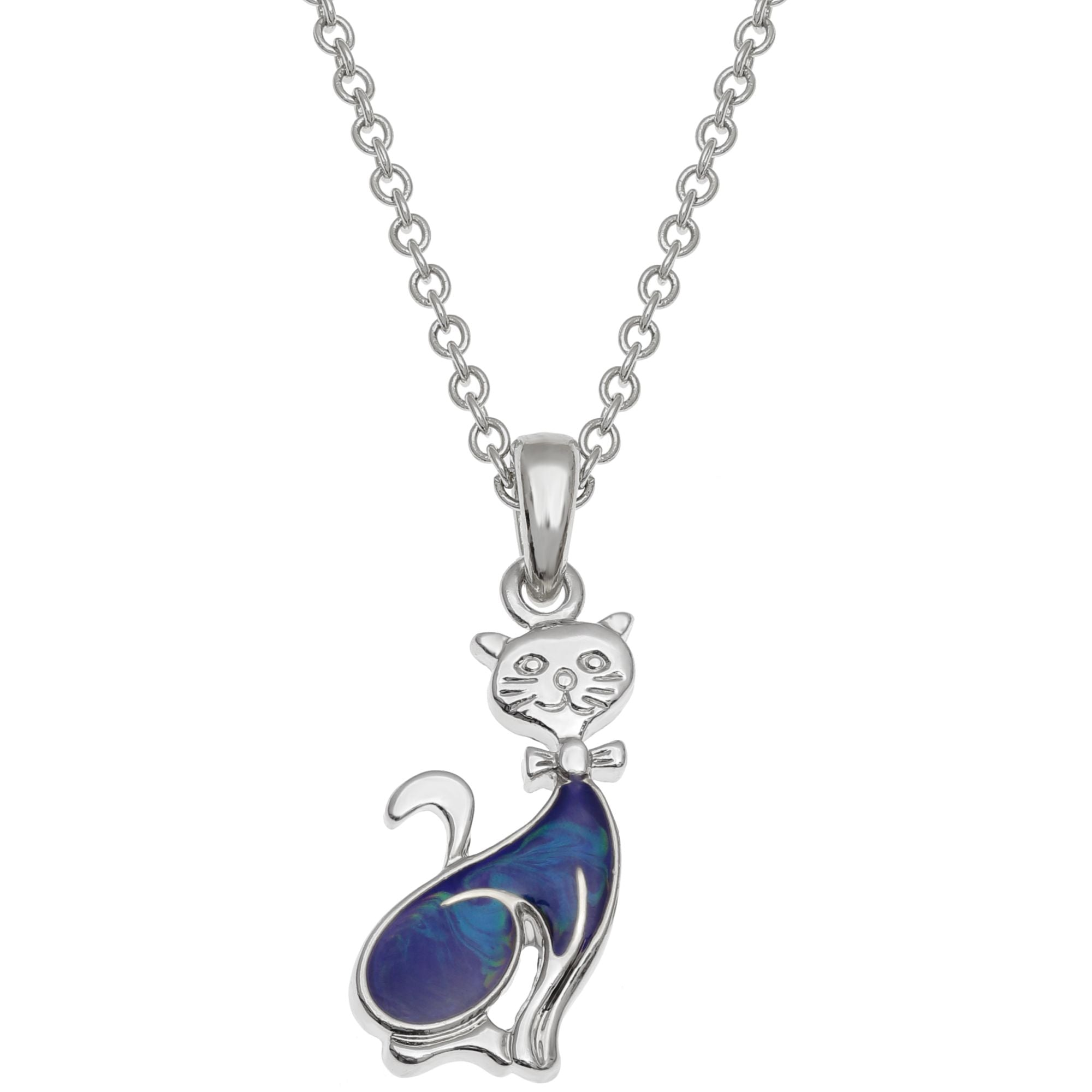 Cats Mood Change Necklace