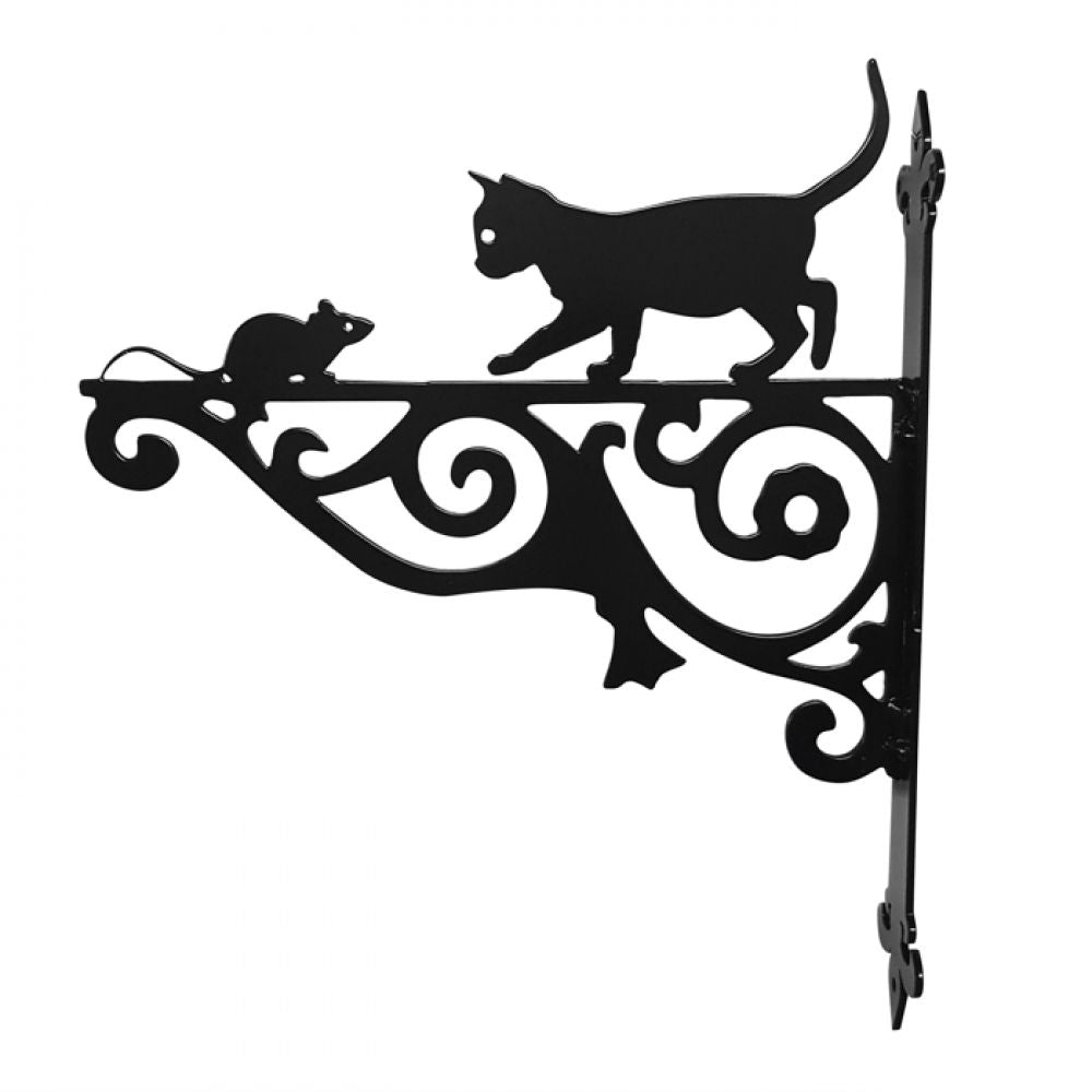 Cat and Mouse Wall Bracket