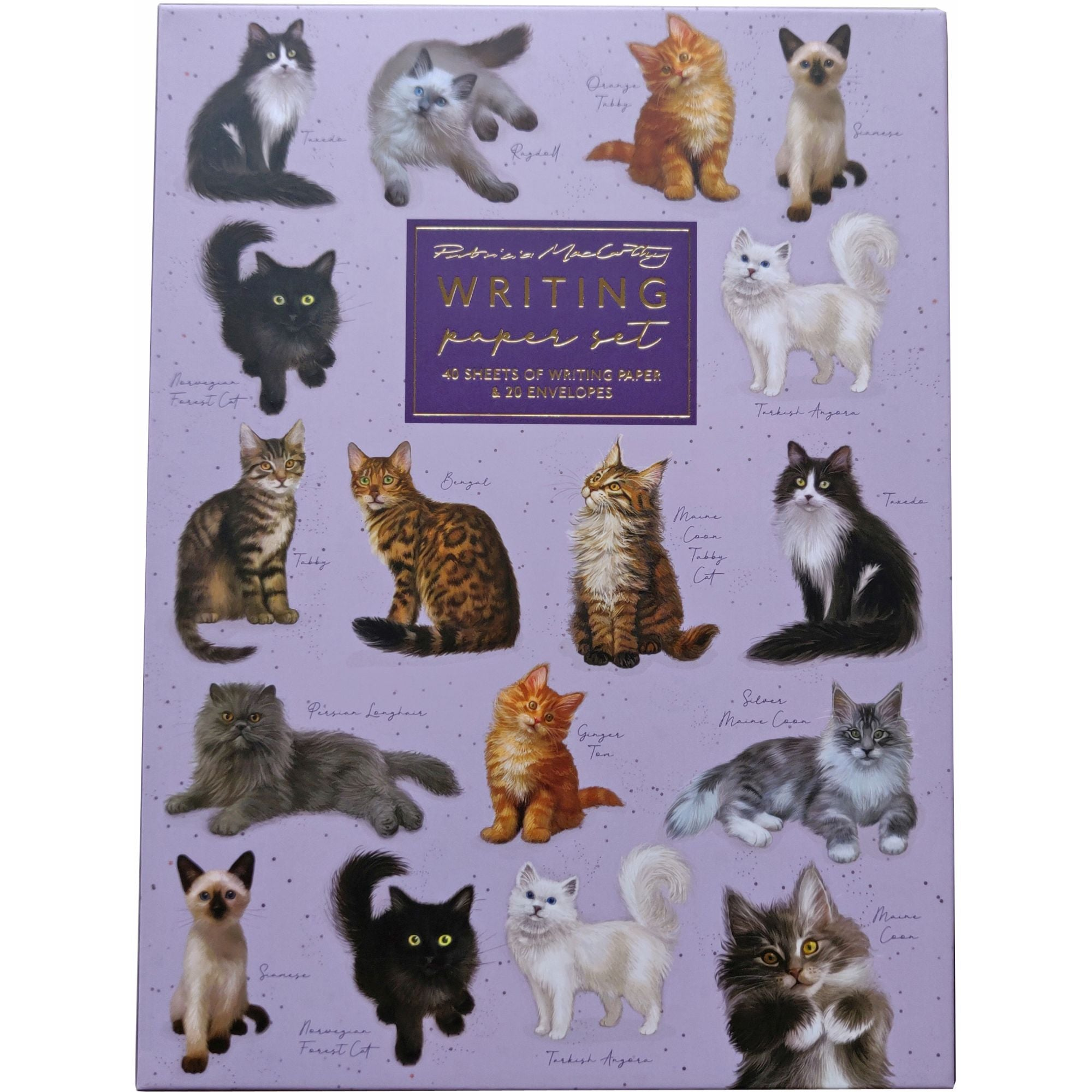 Cats Writing Paper Set