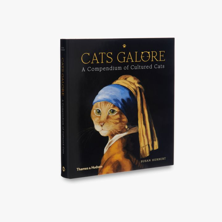 Cats Galore Book by Susan Herbert