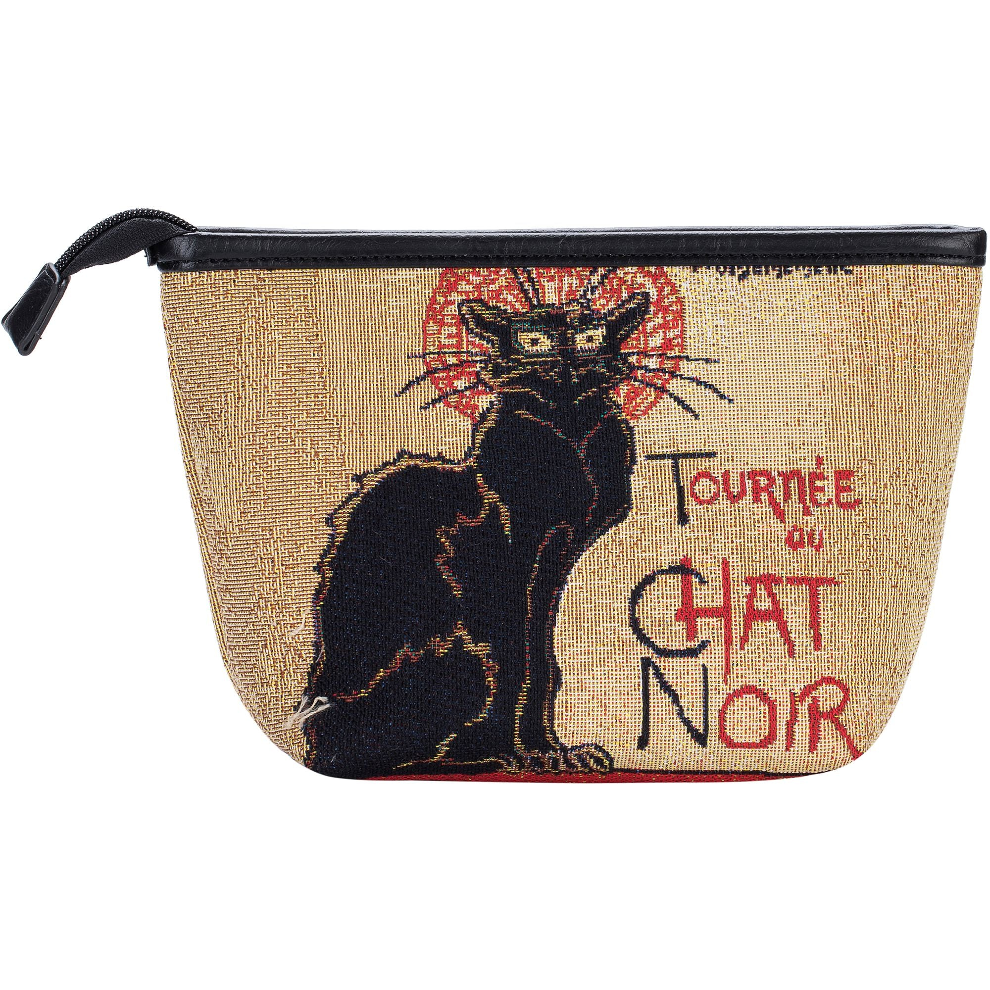 Chat Noir Cosmetics Pouch