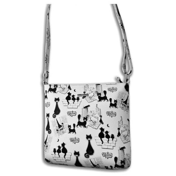Dubout Cats Cross Body Bag