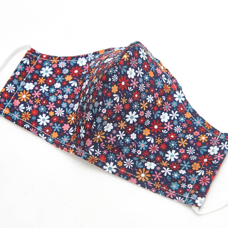 Reusable Face Cover, Ditsy Flower