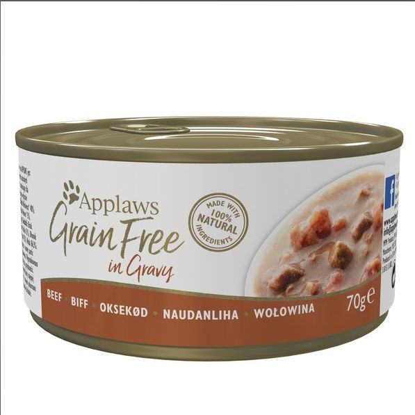 Applaws Grain Free Beef Cat Food