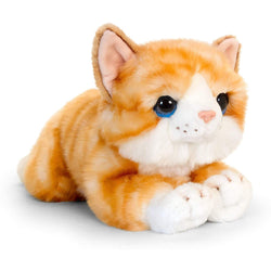 Ginger Cuddle Kitten by Keel Toys
