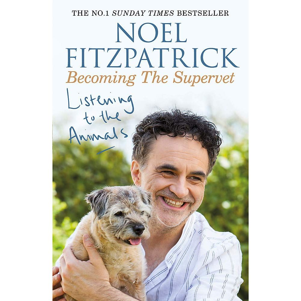 Noel Fitzpatrick Becoming the Supervet.  Listening to the Animals
